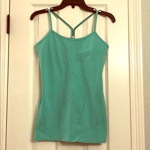 Lululemon Green Tank